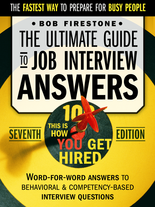 Behavioral Interview Questions pdf.