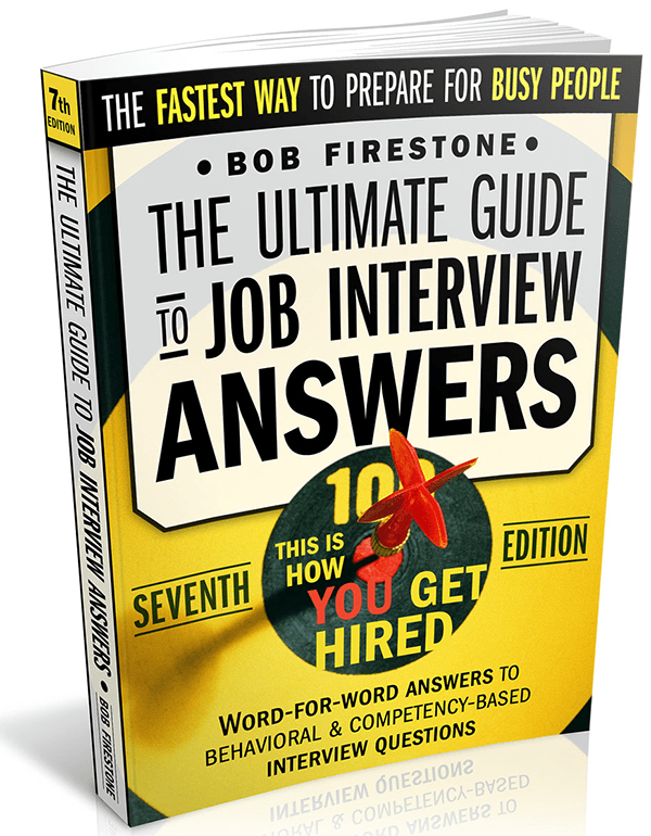 The Ultimate Guide To Job Interview Answers 7th Edition 2014